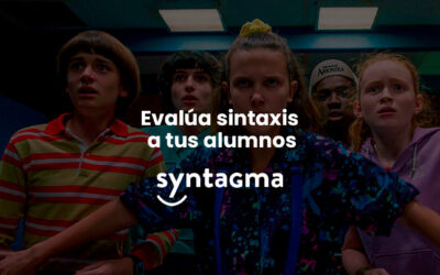 Stranger Things Edpuzzle juego sintaxis